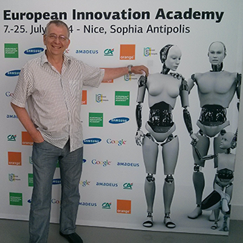 European innovation academy july 2014